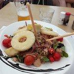 Salade merlette 15€50