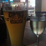 A Pint at Dicks Last Resort