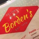 Φωτογραφία: Borden's Pizza