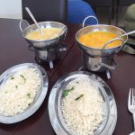 our curries