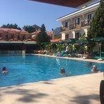 Perdikia Beach Hotel Foto