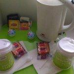 """le """"kit"""" café-thé :)"""
