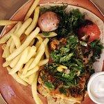 Reem Al Balwadi - Grilled Platter
