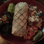Great Grilled Burrito
