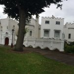 Strawberry Hill House north side
