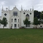 Strawberry Hill House east side