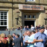 Tubbs on Sunday afternoon, Colne Blues Festival 2017