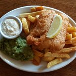 Marisco Tavern: Fish & Chips