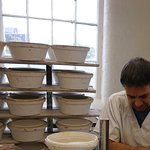 Emma Bridgewater - plate making