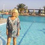 Jeden ze čtyř bazénů