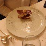 Millefeuille aux noisettes du Piémont