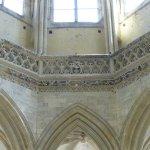 Croisée du transept tour-lanterne (détail)