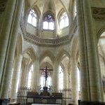 Choeur et déambulatoire église St-Pierre