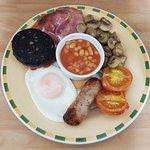 Michael's Big Breakfast