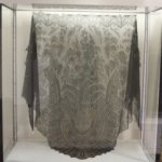 This is black lace