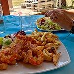 Foto de Patio Latino Ristorante Bar & Beach Club