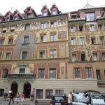 Beautiful old hotel
