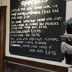 Extra choice on specials boards