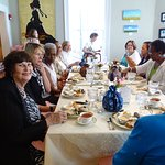 Ladies at the Mystery Tea