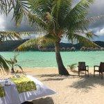 Снимок Le Taha'a Island Resort & Spa