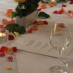 Table pour repas de fête en famille...