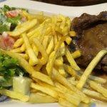Belgian steak