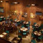 Visão geral do restaurante