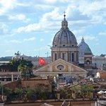 Photo de Trinità  dei Monti