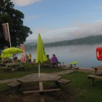 scenic view of lake windermere