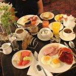 Fabulous breakfasts!
