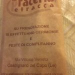 Photo of Braceria Petracca