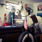Moxie Car Exhibit