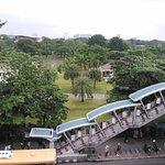 View of the Chatuchak Park