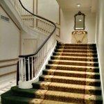 Grand Staircase to Bourbon Orleans Ballroom