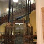 K & K Central Hotel Lift