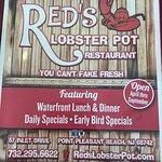Bilde fra Red's Lobster Pot