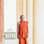 Buddhist Monk - Udong