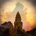 Temple, Phnom Penh