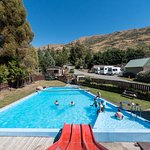 Foto de Wanaka Top 10 Holiday Park