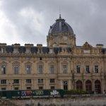 Île de la Cité Foto