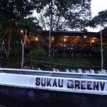 Foto de Sukau Greenview Bed & Breakfast