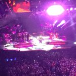 Neil Diamond concert at the Arena