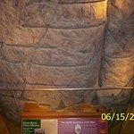 Part of the Molly Kathlene Mine Diorama on Main Floor
