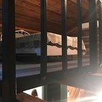 Foto de Hocking Hills Frontier Log Cabins