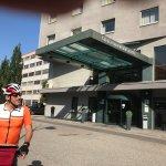 Trans World Hotel Donauwelle Foto