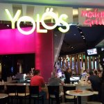 Located in Planet Hollywood try Yolo's Mexican Grill.