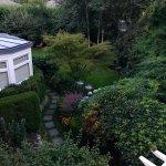 Garden view from Mulberry Peak