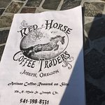 Foto de Red Horse Coffee Traders