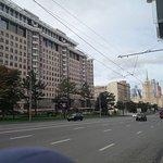 Marriott royal aurora hotel aurora resturant Foto
