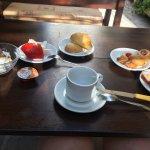 Breakfast - lots of options